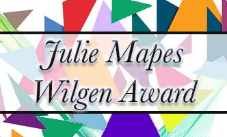 JulieMWilgenAward2